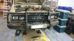 Силовой бампер на Toyota Land Cruiser 60