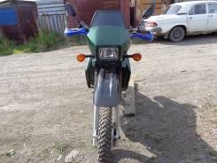 Kawasaki KLR 650, 2007
