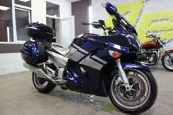 Yamaha FJR1300, 2007