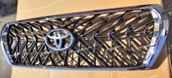 Решетка радиатора Toyota Land Cruiser 200 2007-2015 Стиль TRD Эмблема