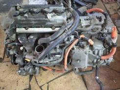 Toyota Prius NHW 20 Двигатель 1NZ-FXE в сборе с АКПП