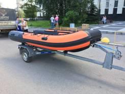 Лодка РИБ Навигатор 380R RPO