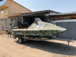 Аэролодка Пиранья-3 СУ-600R