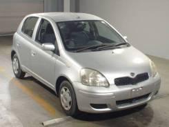 Стекло двери Toyota Vitz SCP10 1SZ-FE, заднее правое