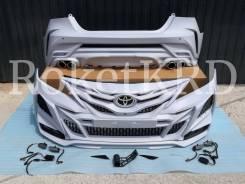 Обвес Toyota Camry 70 ASV70, AXVA70, AXVH70, Стиль Khann