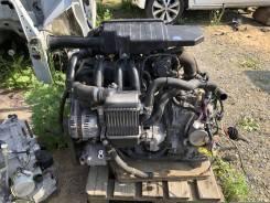 Двигатель в сборе с АКПП Nissan Dayz b21W Турбо