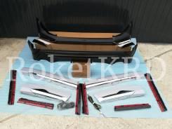 Обвес Toyota RAV4 19-20 г Modellista в Наличии