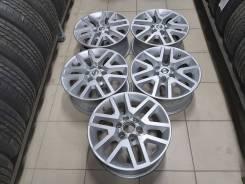 """Оригинальные литые диски Nissan 16"""" (6*114.3) 7j ет+30 цо66.1мм (5шт)"""