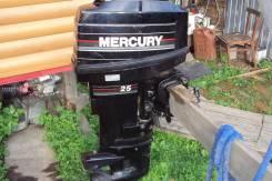 Продам лодочный мотор Mercury 25