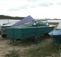 Лодка Амур М