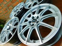 Продам комплект литья R17, 5/100 «Cross Speed Premium»