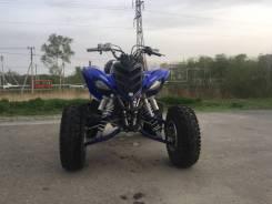 Yamaha Raptor 700, 2008
