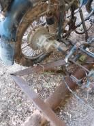 Мотоцикл Днепр на запчасти.