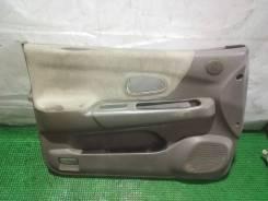 Обшивка двери передняя левая Mitsubishi Montero Sport 1