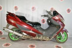 Мотоцикл Suzuki Skywave 250, CJ43A, 2005г, полностью в разбор
