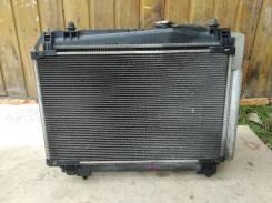 Радиатор охлаждения Toyota Ractis SCP100 2SZ-FE