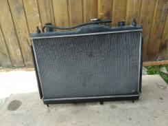 Радиатор Nissan AD Y12 HR15DE