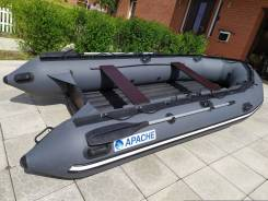 Продам б/у лодку Apache 3700 НДНД