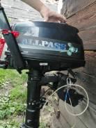 Лодочный мотор Allpass T5.0 и лодка ПВХ