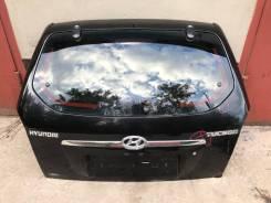 Дверь крышки багажника Hyundai Tucson JM (2004-2010) в сборе