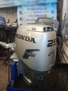 Лодочный мотор Хонда 25 на S ноге румпель ОТС только из Японии Звоните