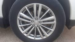 Оригинальные литые диски Subaru