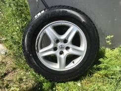 Колёса R16 Toyota 5:114,3