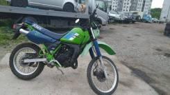 Kawasaki KMX125, 1993