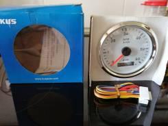 Тахометр 0-6000 об/мин со счетчиком моточасов (делитель 1-10)