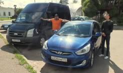 Перевозка пассажиров на личном транспорте из Смоленска или от границы