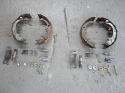 Механизм стояночного тормоза контрактный L/R Toyota Camry ACV30