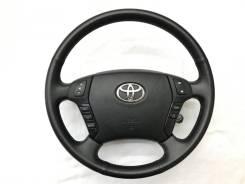 Оригинальный кожаный руль Toyota