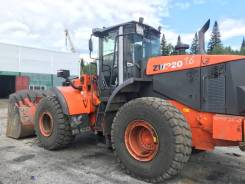 Hitachi ZW-220, 2012