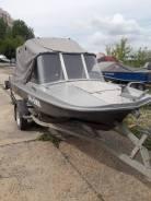 Продам моторную лодку Обь 3