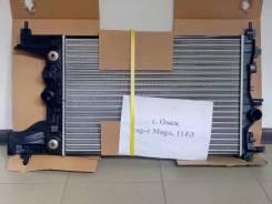 Радиатор Chevrolet Cruze / Orlando / OPEL Astra J / Zafira C 09-