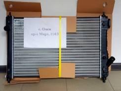 Радиатор Chevrolet Aveo 08-11г