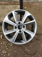 Khomen 1501 6x15 ЕТ50 4x100 60,1 G-Silver (Веста, Альмера)