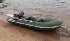 Лодка риб winboat 360 складной