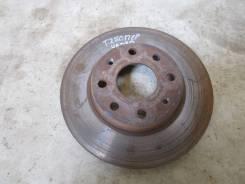 Диск тормозной передний вентилируемый Chevrolet Aveo (T250) 2005-2011