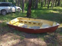 Лодка гребно моторная Ёрш