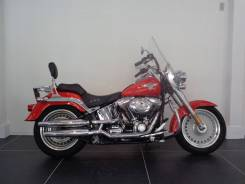 Harley-Davidson Fat Boy, 2010
