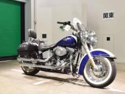 Harley-Davidson DELUXE FLSTN1580, 2007