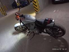 Harley-Davidson Sportster 883, 2014