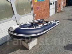 Лодка РИБ (RIB) Sharmax Standard 395 AL no console