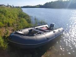Продам лодку Апачи 3500