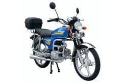 Regulmoto Alpha 110 (RM-1), 2020