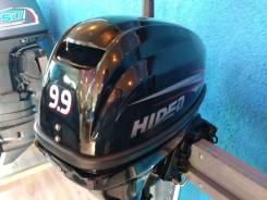 2х-тактный лодочный мотор Hidea HD 9.9 + 1 из 100 подарков на выбор