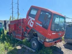Hino Ranger FD3HGA Пожарный по запчастям