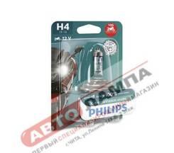 Галогенная лампа Philips H4 12V 60/55W X-tremeVision Moto +100% P43t-38 12342XVBW