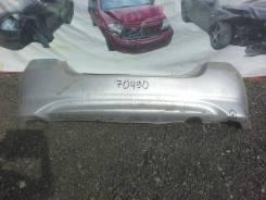 Бампер задний, Honda Jazz 2002-2008 [71501SAA900ZM]